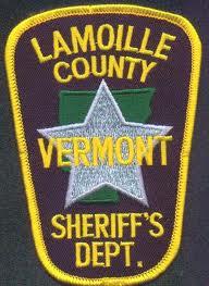 lamoille sheriffs patch